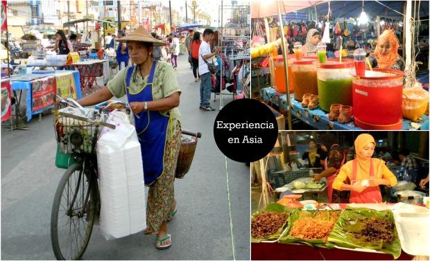 experiencia en Asia