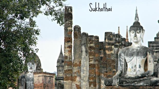 sukhothai old city